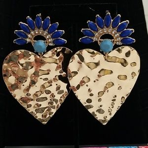 NWT Kitsch earrings